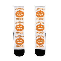 Current Mood: Halloween US Size 7-13 Socks $16.99 �œ� Handcrafted in USA! �œ� Support American Artisans