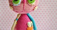 Crochet cat pattern available soon- Magic with hook and needles. looove