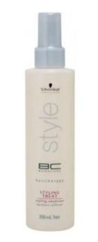 BC Bonacure BC Styling Treat Styling Emulsion 200ml Amino acid Glycine deeply penetrates the hair to protect the inner hair structure and provide natural elasticity. Silk-Polymer-Complex works on the outer surface of the hair providing control texture htt...