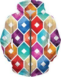ROMH Tiled Hoodie $89.00