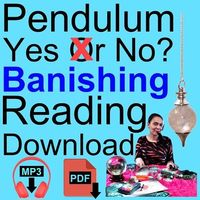 INSTANT PENDULUM READING For YES / NO Questions ~ Get an answer to your important BANISHING Question/s ...