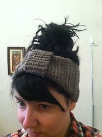 Ravelry: Ribbed Headband pattern by Hill Vintage and Knits