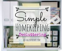 Decluttering your home or work space can be like peeling an onion�€�.there are a few layers that make it successful. Here are lots of tips to get you inspired...