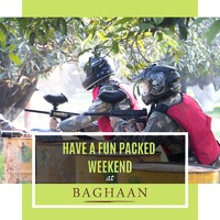 Have a fun packed weekend at Baghaan��