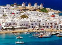 The most beautiful villages in Cyclades