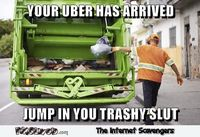 Your Uber has arrived meme #funny #humor #meme #funnypicture #PMSLweb