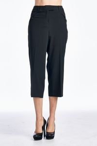 Larry Levine Sleek & Slim Capris $32.00