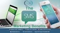 To get the complete benefits of SMS marketing that can expand your business growth by adding potential customers. So that you can improves ROI of your business via Broadnet Technologies
