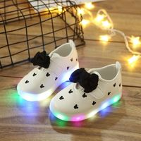 Hook&Loop All seasons baby casual shoes Rubber Fashionable unisex cute baby sneakers Lovely baby girls shoes footwear $26.99