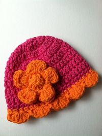 Lakeview Cottage Kids: Five Crochet Hats of the Day, April 21