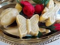 Spring into April with this set of 3 bug soaps, Butterfly, Lady Bug, and Dragonfly $10.59