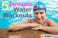 Think water exercise is just for old ladies? Think again! Find out why workout out in the pool is one of the best ways to care for your body! | via