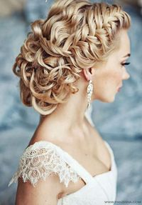 wedding hair ideas | enchanted atelier
