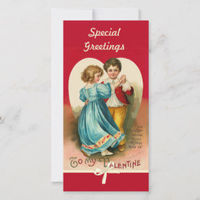 Valentines Day Cards - Invites
