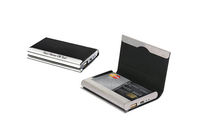 Carry your visiting cards while charging your phone using this power bank cardholder.The option to customize cardholder power bank makes it suitable for new companies who need to create awareness for their brands or products. Even large corporates could u...