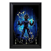Shadow of the Majin Decorative Wall Plaque Key Holder Hanger $15.00 https://www.nurdtyme.com