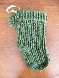 cable stocking pattern free pattern