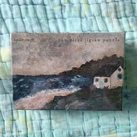 """""""house on the coast"""" limited edition puzzle"""