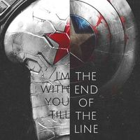 """""""I'm with you till the end of the line"""""""