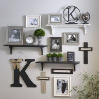 There are so many ways to achieve both style and storage using a simple wall shelf with hooks! Get inspired with these easy and inspirational ideas.