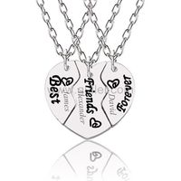 Bff Best Friends Forever 3 Piece Heart Necklaces Gift https://www.gullei.com/bff-best-friends-forever-3-piece-heart-necklaces-gift.html