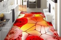 3D flooring will be go for it, Awesome 3D flooring designs for all house rooms