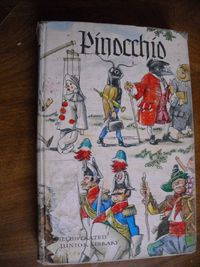 The Adventures of Pinocchio by C. Collodi (Carlo Lorenzini) (1946) for sale at Wenzel Thrifty Nickel ecrater store
