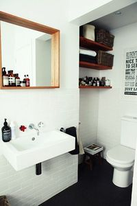 #Bathroom storage