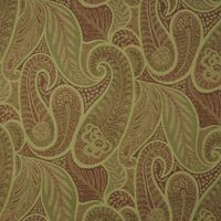 Clarence House Fabric Abbot's Paisley Antique 34671-1