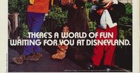 Disney / Hostess ad, from a Vacationland issue from the 1970s.