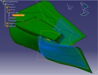 CATIA v5 engineering software
