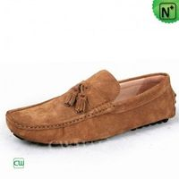CWMALLS® Cheyenne Suede Penny Loafers CW707119