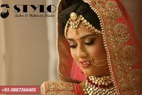 Best Party Makeup Artist in Udaipur Stylo Salon http://stylosalons.com/professional-makeup-artist-in-udaipur/ Along with hair and makeup services, we also help you give a creative insight with your clothing. Stylo salon's top makeup artists will g...