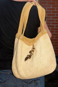 Cool Knit Bag