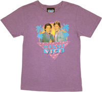 Junk Food Ladies Miami Vice Purple T-Shirt from Junk Food Treat yourself to something sweet with this unique Miami Vice inspired find from Junk Food. http://www.comparestoreprices.co.uk//junk-food-ladies-miami-vice-purple-t-shirt-from-junk-food.asp
