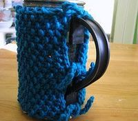 So�€� I �€œdesigned�€ a pattern for a french press cozy. If you're like me and you take a long time to enjoy your coffee, you may find that the coffee tends to get c
