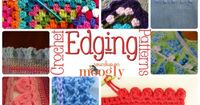 10 Free Crochet Edging Patterns