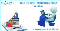 Simplify Tax is well known for hassle-free Income Tax Return efiling in India. We easily e-file your income tax return online through our Income Tax Expert team. With the govt. having mandated compulsory e-filing of income tax returns of all assesses with...