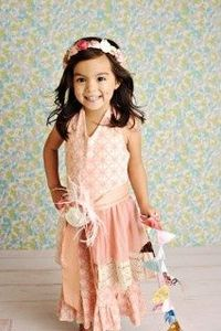 Persnickety Clothing Opal Dress in Pink
