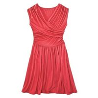 Grecian Drape Front Dress - Need to find this. Plan to rock it out this summer.