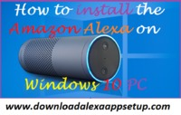 Here you get to know about download Alexa App For PC, MAC, Android, iOS, Alexa App, Alexa App Setup, Echo dot Setup, Amazon Dot Setup, Amazon Alexa setup, and other Echo devices. You just need to visit here www.downloadalexaappsetup.com this web Site prov...