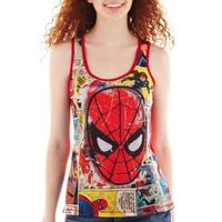 Spiderman Tank Top found at