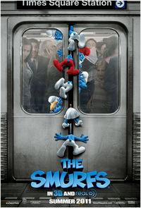 2011 - The Smurfs.jpg