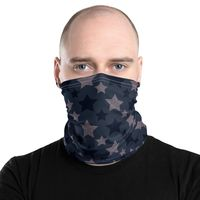 Patriotic Face Mask, Americana Neck Gaiter, All-Over Print Unisex Face Cover, 12 in 1 Multi-functional Scarf cover, For Men and Women $17.95