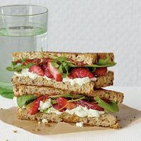 Learn how to make Goat Cheese and Strawberry Grilled Cheese. MyRecipes has 70,000+ tested recipes and videos to help you be a better cook