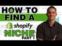Now you can learn Why most Shopify Niches fail - And the simple tricks tp find Home - Run Niche Every Time! & Find a Trending Profitable eCommerce Niche in 2018.