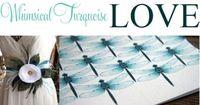 Image detail for -turquoise wedding inspiration board itsajaimething pantone 2010 ...
