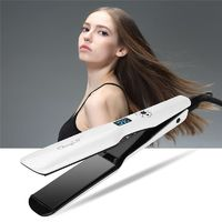 �Ÿ˜�Professional Wide Plates Hair Straightener Curler Ceramic Flat Iron Keratin Straightening Curling Irons Styling Tool 360 Degree�Ÿ˜� $26.55