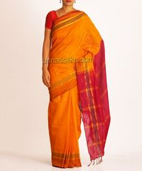 online shopping for rasipuram handloom poly cotton sarees are available at www.unnatisilks.com