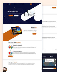 """https://html.design/download/adio-classified-html-template/ Adio �€"""" Classified Website Html Template is one of the free html template designed to give your online business marketplace a simple to use yet classy design and feel."""